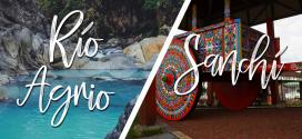 Río Agrio y Sarchí | 8 de abril