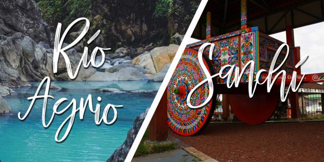 Río Agrio y Sarchí | 16 de junio 2018