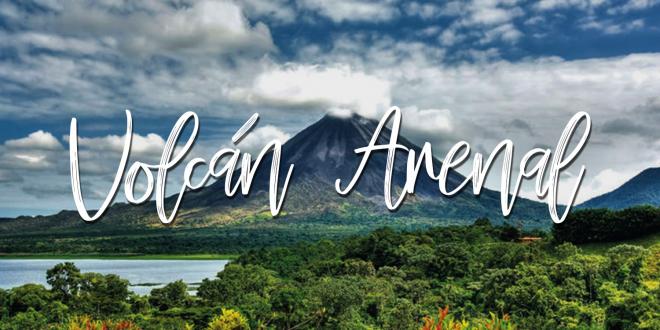 Volcán Arenal 1 día | 10 de junio 2018