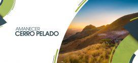 Amanecer Cerro Pelado | 5 de mayo 2019